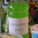 thumbs juice