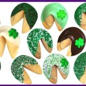 thumbs st pat day cookie samples