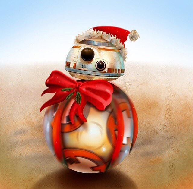 Ewoks and Elves: A Star Wars Christmas