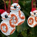 thumbs bb8 star wars christmas decorations for sale  by stephanie1600 d9fu4fk