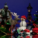 thumbs christmas star wars 12