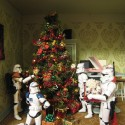 thumbs star wars christmas 009