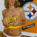 thumbs sexy steelers fan 12
