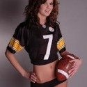 thumbs sexy steelers fan 16