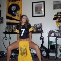 thumbs sexy steelers fan 27