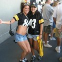 thumbs sexy steelers fan 32