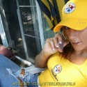 thumbs sexy steelers fan 90