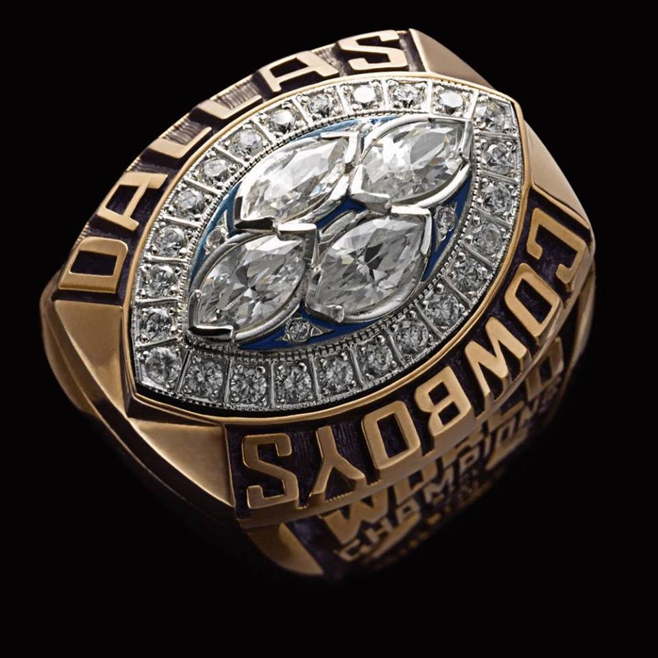 Jimmy Johnson Rings