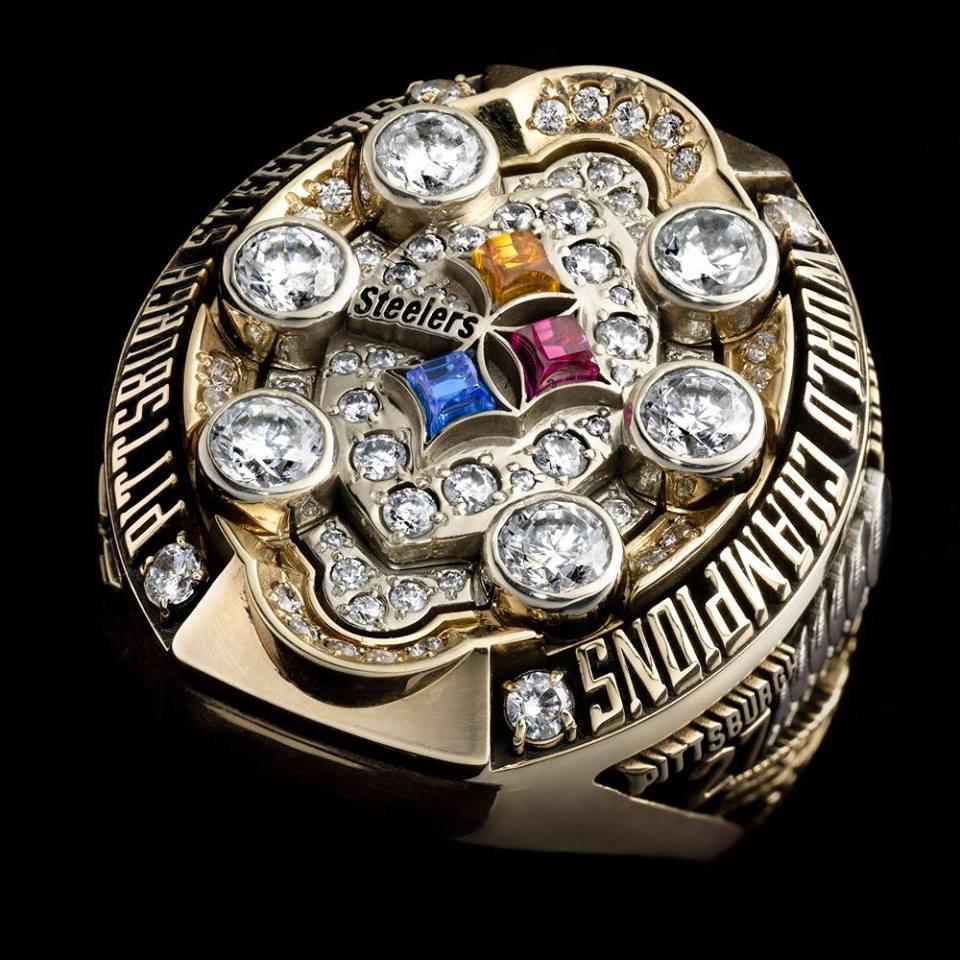 All 50 Super Bowl Rings