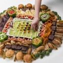 thumbs super bowl snack stadium 009