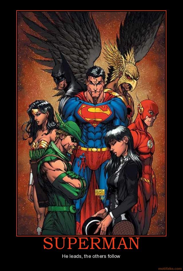 Superhero de motivational posters - Poster super heros ...