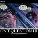 thumbs batman dont question him