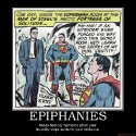 thumbs epiphanies doris superman clark kent fortress solitude funny demotivational poster 1222846480