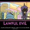 thumbs lawfulevil