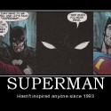 thumbs superman superman demotivational poster 1255662000