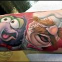 thumbs muppet show tattoo