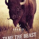 thumbs barber tame the beast bison