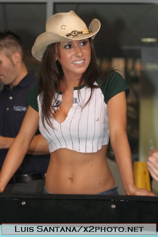 Hot Tampa Bay Rays Fans