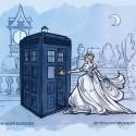 thumbs disney princess tardis dr who 08