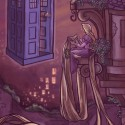 thumbs disney princess tardis dr who 10