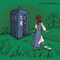 thumbs disney princess tardis dr who 11