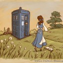 thumbs disney princess tardis dr who 12