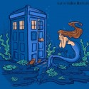 thumbs disney princess tardis dr who 13