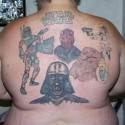 thumbs star wars tattoos 733527