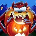 thumbs taz halloween