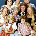 UNITED STATES - SEPTEMBER 14:  THE BRADY BUNCH - gallery - Season Five - 9/14/73, Pictured, top row: Christopher Knight (Peter), Barry Williams (Greg), Ann B. Davis (Alice); middle row: Eve Plumb (Jan), Florence Henderson (Carol), Robert Reed (Mike), Maureen McCormick (Marcia); bottom row: Susan Olsen (Cindy), Mike Lookinland (Bobby),  (Photo by ABC Photo Archives/ABC via Getty Images)