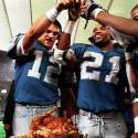 thumbs thanksgiving football 21