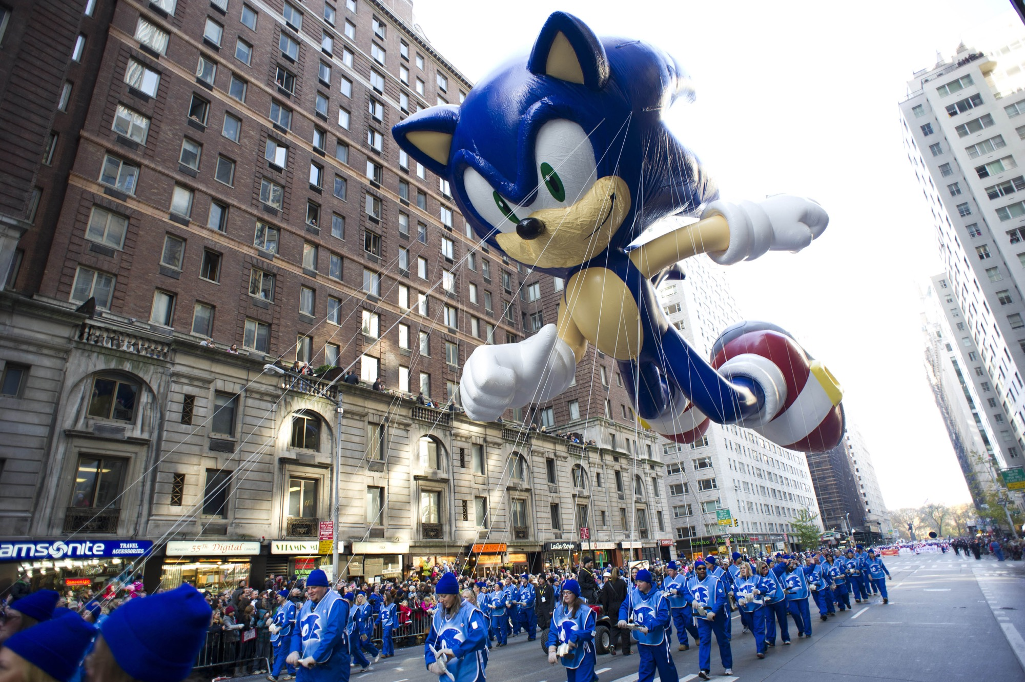 Cats Macy S  Thanksgiving Parade