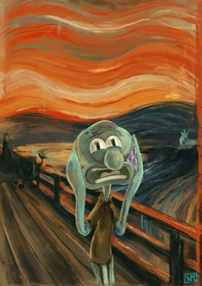 65 Pictures of Edvard Munch's The Scream