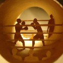 thumbs toilet paper roll art elias 15