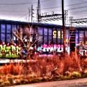 thumbs train graffitti 08