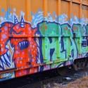 thumbs train graffitti 12