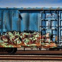 thumbs train graffitti 13