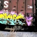 thumbs train graffitti 14