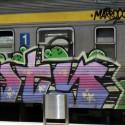 thumbs train graffitti 25