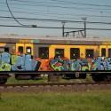 thumbs train graffitti 28