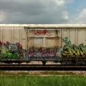 thumbs train graffitti 30