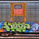 thumbs train graffitti 37