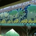thumbs train graffitti 40