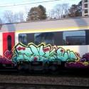 thumbs train graffitti 45