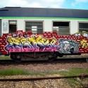 thumbs train graffitti 55