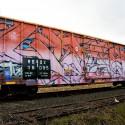 thumbs train graffitti 56