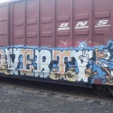 thumbs train graffitti 57