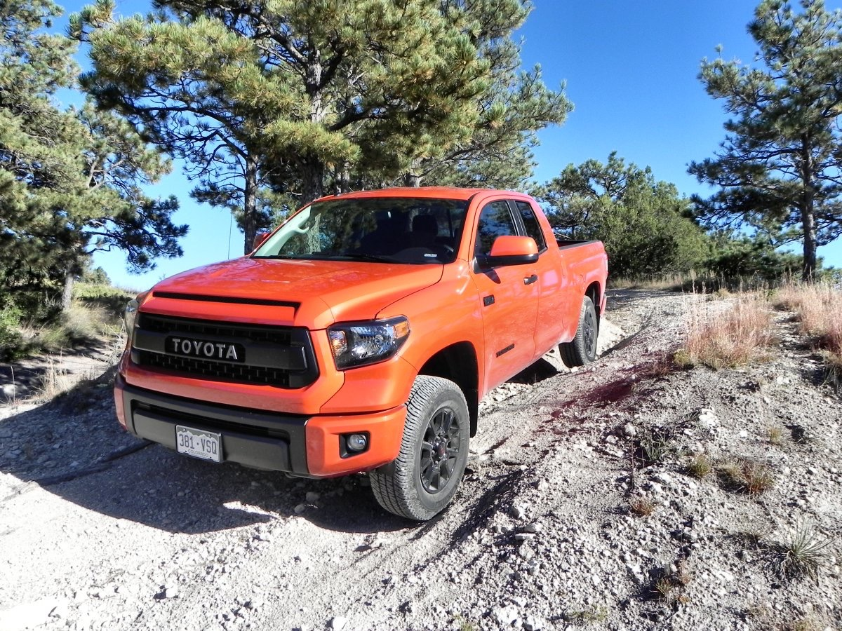 Toyota Of Orange >> 2016 Toyota Tundra TRD Pro : Review