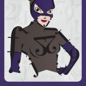 thumbs catwoman font didone