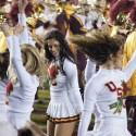 thumbs usc song girls 2009 rose bowl 09